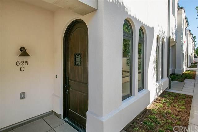 625 Fairview Avenue C, Arcadia, CA 91007 (#AR21074975) :: The Kohler Group