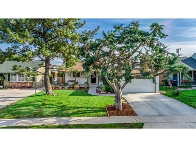 17130 Horace Street, Granada Hills, CA 91344 (#SR21074595) :: Wendy Rich-Soto and Associates