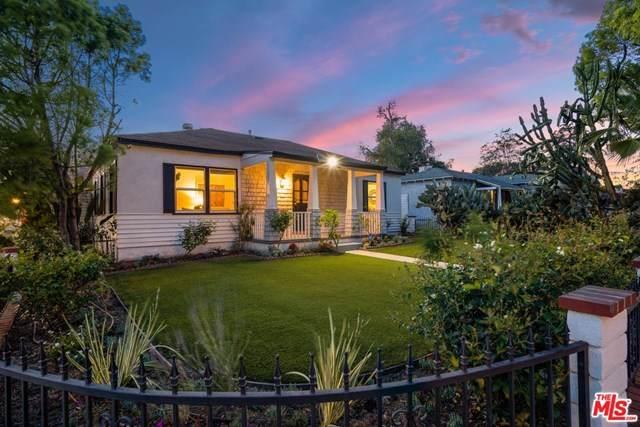 6205 Ben Avenue, North Hollywood, CA 91606 (#21716456) :: Koster & Krew Real Estate Group | Keller Williams
