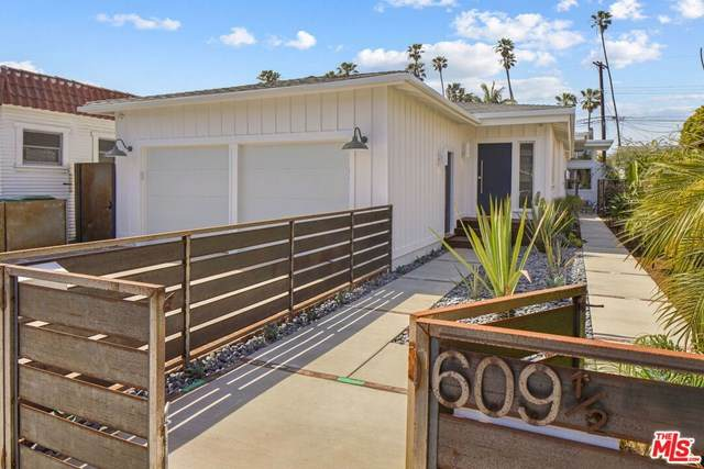 609 Victoria Avenue, Venice, CA 90291 (#21717274) :: Team Tami