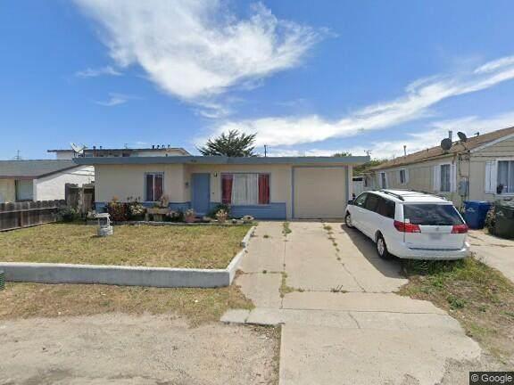 1260 Canyon Del Rey Boulevard, Outside Area (Inside Ca), CA 93955 (#ML81838377) :: Zutila, Inc.