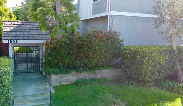 1806 Spreckels Lane #7, Redondo Beach, CA 90278 (#SB21059601) :: The Bhagat Group