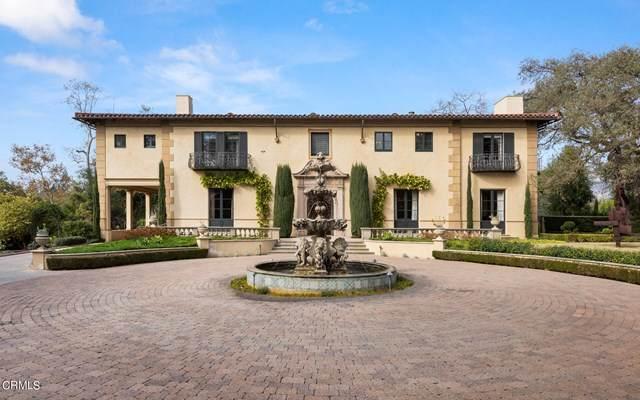 975 Orlando Road, San Marino, CA 91108 (#P1-4134) :: Pam Spadafore & Associates