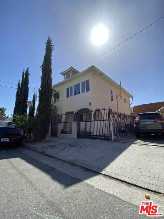 1311 Dewey Avenue, Los Angeles (City), CA 90006 (#21717334) :: Steele Canyon Realty