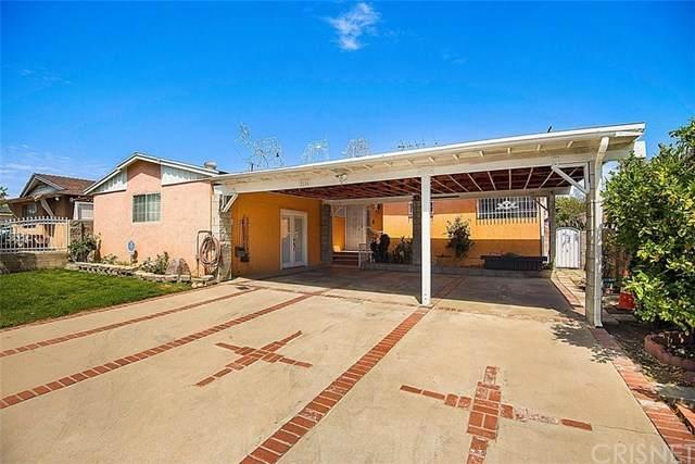 9184 Vena Avenue, Arleta, CA 91331 (#SR21075063) :: Mainstreet Realtors®