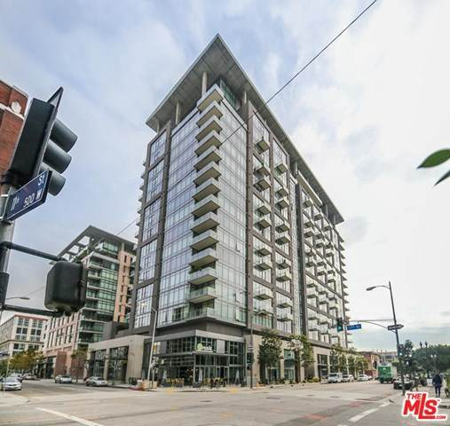 1100 S Hope Street #411, Los Angeles (City), CA 90015 (#21717348) :: Rogers Realty Group/Berkshire Hathaway HomeServices California Properties