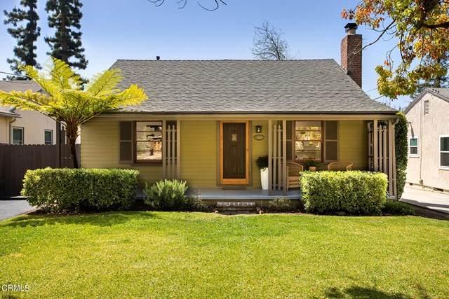 766 E Elizabeth Street Street, Pasadena, CA 91104 (#P1-4135) :: Pam Spadafore & Associates