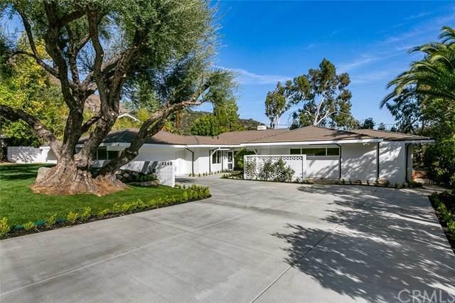 2146 Highland Oaks Drive, Arcadia, CA 91006 (#AR21075069) :: The Kohler Group
