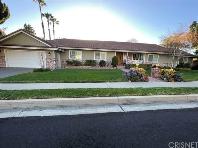 9941 Melvin Avenue, Northridge, CA 91324 (#SR21074147) :: The Ashley Cooper Team
