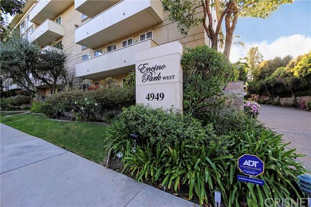 4949 Genesta Avenue #105, Encino, CA 91316 (#SR21075078) :: The Ashley Cooper Team