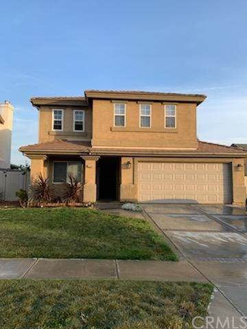 1464 Augusta Street, Beaumont, CA 92223 (#IG21075059) :: The Ashley Cooper Team
