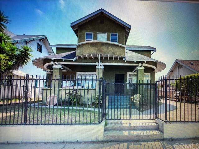 4056 S Normandie Avenue, Los Angeles (City), CA 90037 (#DW21075134) :: Koster & Krew Real Estate Group | Keller Williams