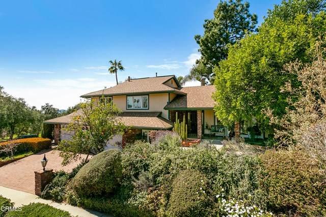 3363 Monterosa Drive, Altadena, CA 91001 (#P1-4136) :: Pam Spadafore & Associates