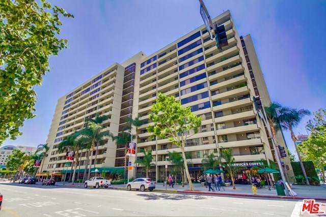 600 W 9Th Street #404, Los Angeles (City), CA 90015 (#21717366) :: Mark Nazzal Real Estate Group