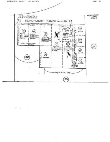 0 Vac/Cor Searchlight Ranch Road, Acton, CA 93510 (#SR21074978) :: RE/MAX Empire Properties