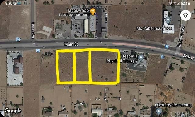 0 Main Street, Hesperia, CA 92345 (#CV21075222) :: Koster & Krew Real Estate Group | Keller Williams