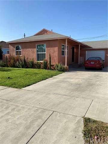 715 W 148th Place W, Gardena, CA 90247 (#SB21071027) :: Koster & Krew Real Estate Group | Keller Williams