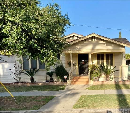 431 S Columbus Avenue, Glendale, CA 91204 (#SR21075005) :: Wendy Rich-Soto and Associates