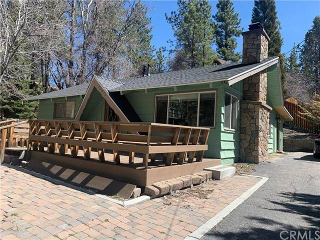 42873 Hawk Drive, Big Bear, CA 92315 (#LG21069841) :: Wendy Rich-Soto and Associates