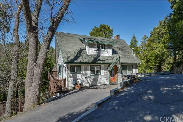 231 Crest Circle, Lake Arrowhead, CA 92352 (#EV21075246) :: Koster & Krew Real Estate Group | Keller Williams