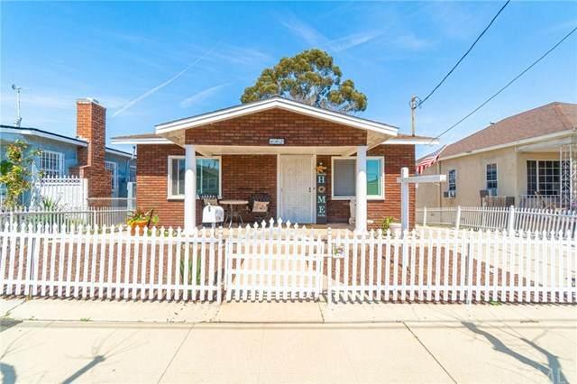 642 W Oliver Street, San Pedro, CA 90731 (#SB21075115) :: Compass