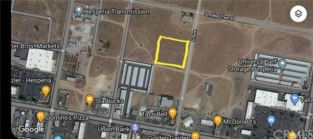 0 G Avenue, Hesperia, CA 92345 (#CV21075241) :: Koster & Krew Real Estate Group | Keller Williams