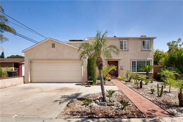 314 S Illinois Street, Anaheim, CA 92805 (#PW21075288) :: Laughton Team | My Home Group