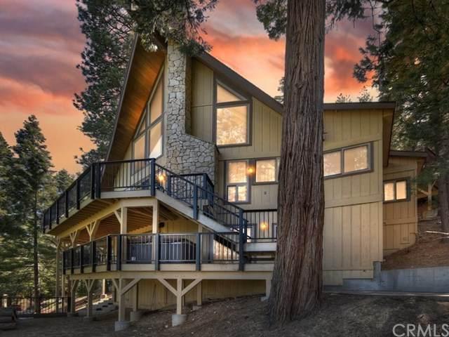 26621 Thunderbird Drive, Lake Arrowhead, CA 92352 (#EV21074947) :: Koster & Krew Real Estate Group | Keller Williams