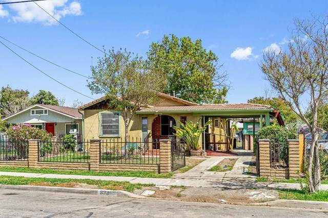 833 N Garner Avenue, San Bernardino, CA 92411 (#P1-4141) :: The Houston Team | Compass