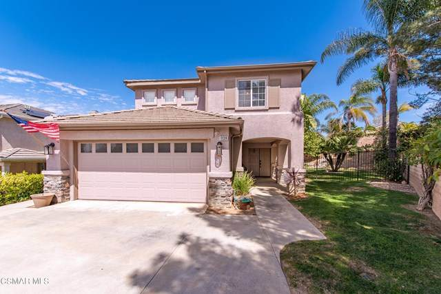 1139 Castlemere Court, Simi Valley, CA 93065 (#221001853) :: Pam Spadafore & Associates
