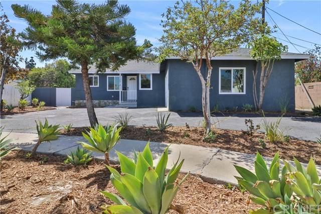 12614 Keswick Street, North Hollywood, CA 91605 (#SR21074438) :: Koster & Krew Real Estate Group | Keller Williams
