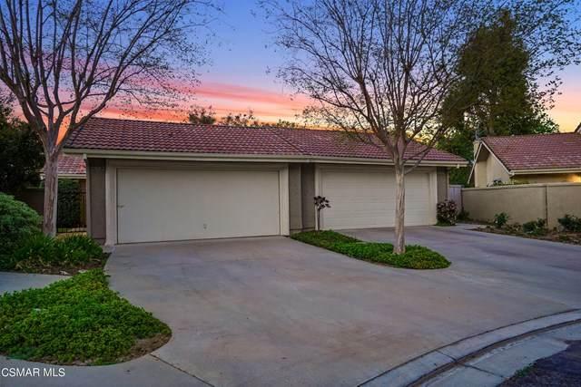 652 Campo Verde Court, Oak Park, CA 91377 (#221001855) :: Jett Real Estate Group