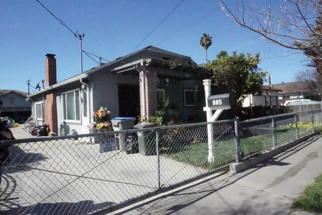 885 14th Street, San Jose, CA 95112 (#ML81838441) :: Zutila, Inc.