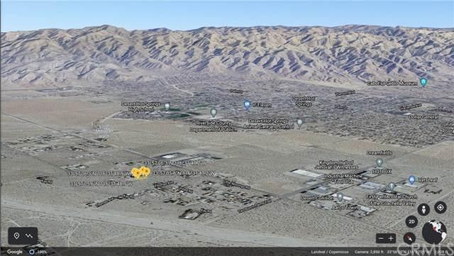 0 United Rd, Desert Hot Springs, CA 92240 (#CV21075393) :: Laughton Team | My Home Group