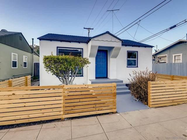 2020 Polk Ave, San Diego, CA 92104 (#210009351) :: Zutila, Inc.
