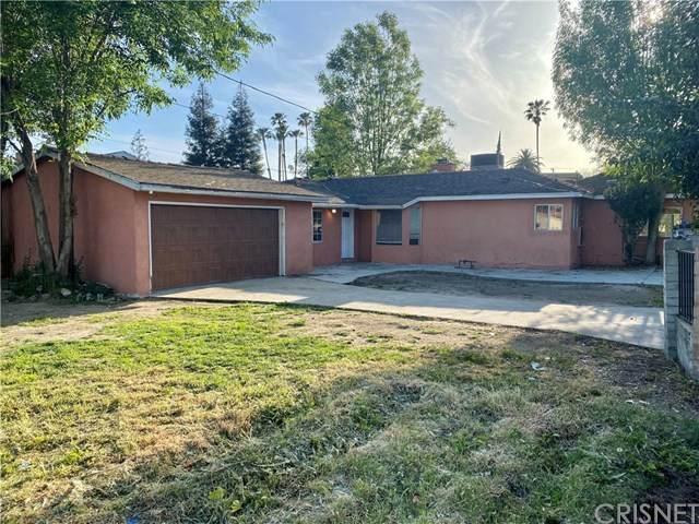8261 Corbin Avenue, Winnetka, CA 91306 (#SR21073751) :: Zutila, Inc.