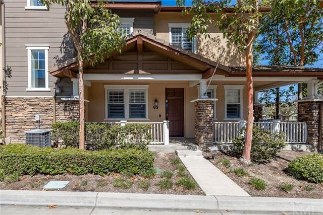 83 Chadron Circle #29, Ladera Ranch, CA 92694 (#LG21075457) :: Hart Coastal Group