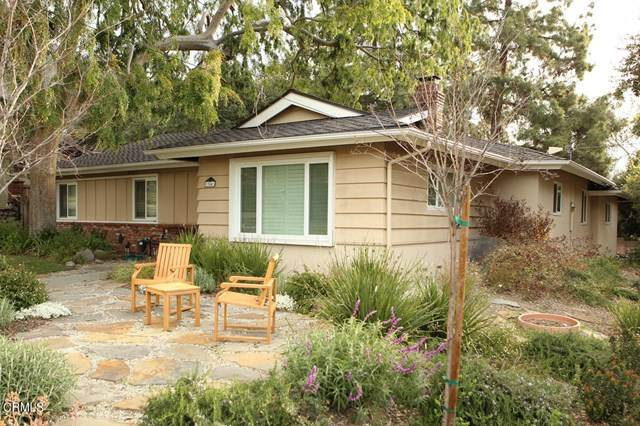 304 N Sunnyside Avenue, Sierra Madre, CA 91024 (#P1-4143) :: Laughton Team | My Home Group