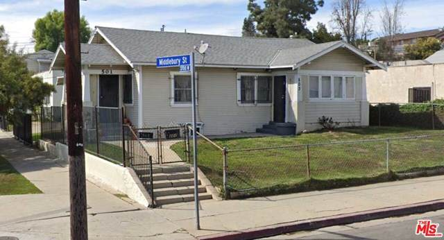503 N Hoover Street, Los Angeles (City), CA 90004 (#21716704) :: Twiss Realty