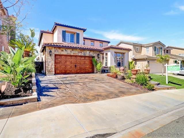354 Plaza Paraiso, Chula Vista, CA 91914 (#210009359) :: Steele Canyon Realty