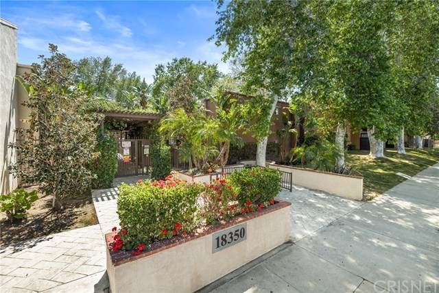 18350 Hatteras Street #146, Tarzana, CA 91356 (#SR21075477) :: Wendy Rich-Soto and Associates