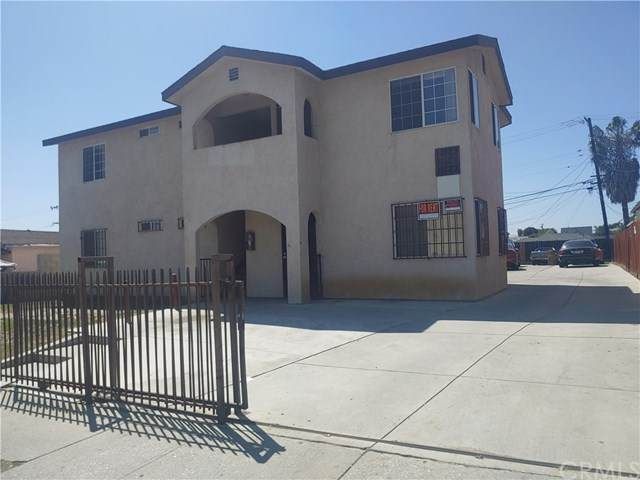 11125 S Budlong Avenue, Los Angeles (City), CA 90044 (#MB21075578) :: Team Tami