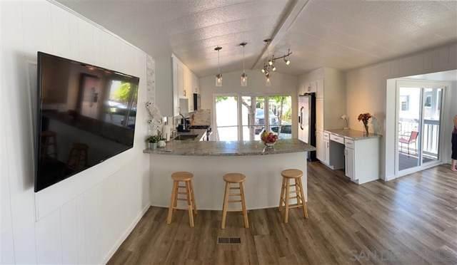 6550 Ponto Drive #18, Carlsbad, CA 92011 (#210009361) :: eXp Realty of California Inc.