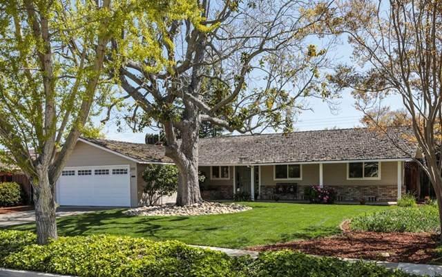 1222 Elderberry Drive, Sunnyvale, CA 94087 (#ML81838479) :: Jett Real Estate Group