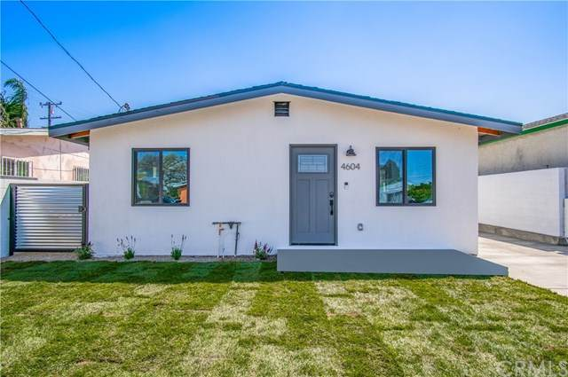 4604 W 162nd Street, Lawndale, CA 90260 (#MB21074613) :: Wendy Rich-Soto and Associates