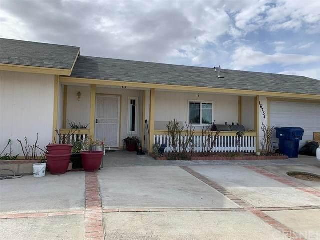 16754 Mackennas Gold Avenue, Palmdale, CA 93591 (#SR21075639) :: Team Forss Realty Group
