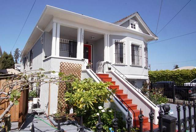 1665 46th Avenue, Oakland, CA 94601 (#ML81837374) :: Pam Spadafore & Associates