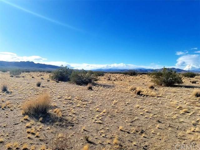 0 Cascade Road, Joshua Tree, CA 92252 (#EV21075696) :: Amazing Grace Real Estate | Coldwell Banker Realty