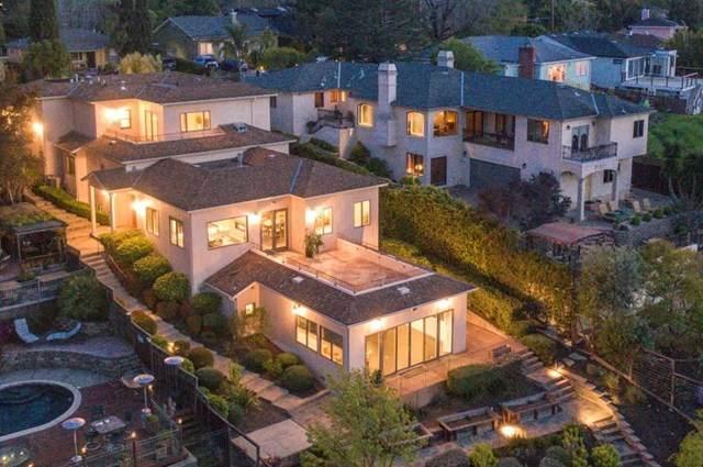 36 Summit Drive, Redwood City, CA 94062 (#ML81838489) :: Pam Spadafore & Associates