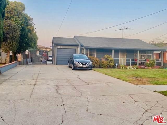 458 Edgewood Street, Inglewood, CA 90302 (#21717556) :: Koster & Krew Real Estate Group | Keller Williams